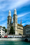 Vacation travel - Church in Zurich, picture #13