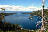 Vacation travel - Emerald Bay - Lake Tahoe, picture #429