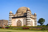 Vacation travel - Gol Gumbaz mosque - India, picture #188