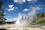 Vacation travel - Grand Geyser - Yellowstone, picture #447