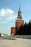 Vacation travel - Kremlin tower, picture #122