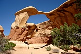 Vacation travel - Metate Arch - Devils Garden, picture #438