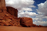 Vacation travel - Monument Valley - USA, picture #435