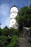 Vacation travel - Old Tower in Germany, picture #134