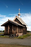 Vacation travel - Old Wooden Chapel, picture #150