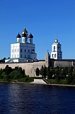 Vacation travel - Pskov Kremlin - Russia, picture #141