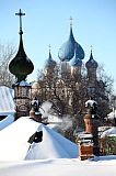 Vacation travel - Russian church, picture #108