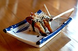 Vacation travel - Smoked eel unagi rolls, picture #491