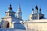 Vacation travel - Suzdal church - Russia, picture #448