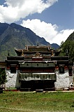 Vacation travel - Temple in Tibet, picture #131
