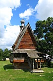 Vacation travel - Wooden church, picture #140