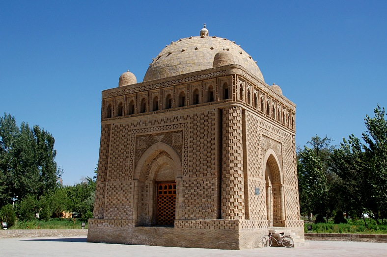 Buchara Samani Mausoleum - Vacation travel photos