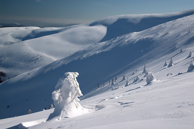 Carpathian Mountains Winter - vacation travel photos