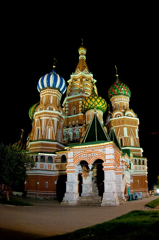 Cathedral of St. Basil - vacation travel photos