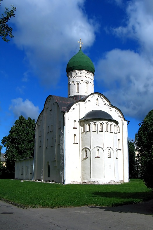 Church Of St.Theodore - vacation travel photos
