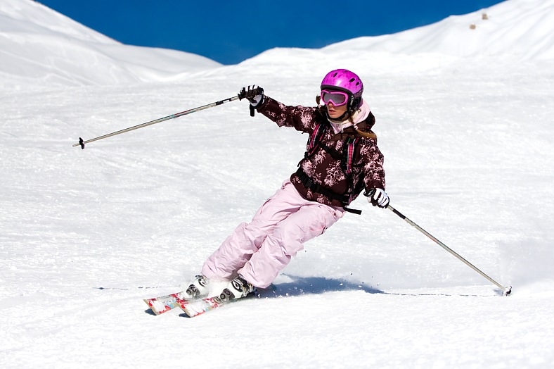 Courchevel, French Alps - vacation travel photos