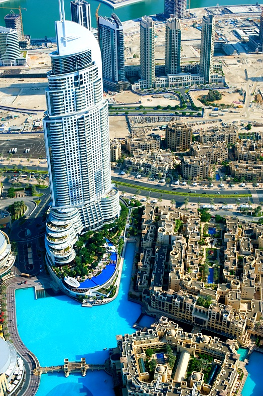 Dubai attractions. Luxury hotels UAE. Holiday Dubai - vacation travel photos