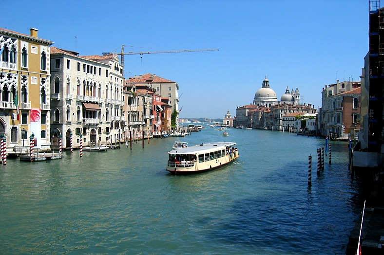Grand Canal, Venice - vacation travel photos