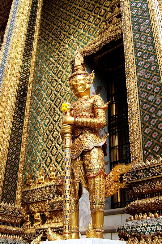 Grand Palace, Bangkok - vacation travel photos