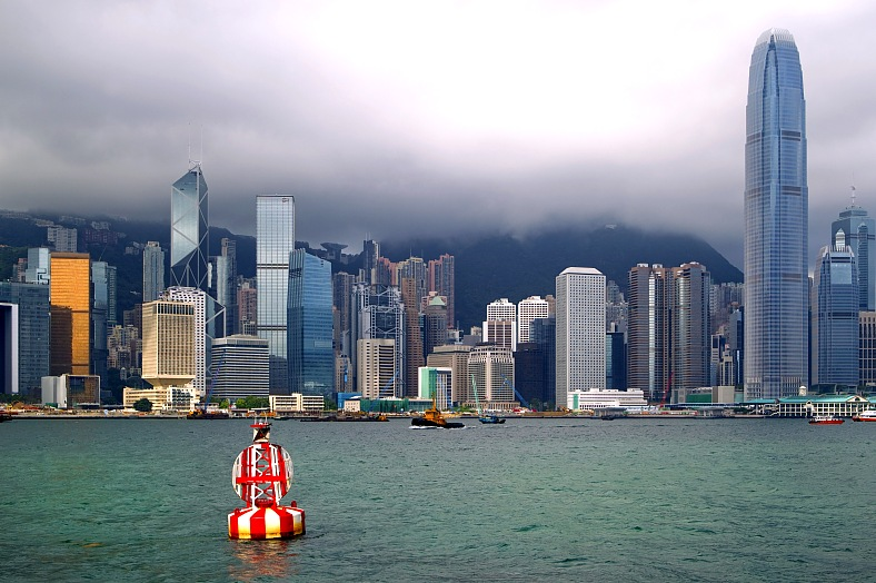 Hong Kong tourism. Victoria Harbor. Hong Kong tours.