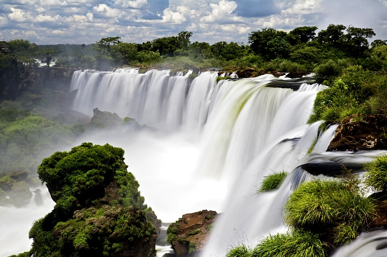 Iguazu Falls tours. South America travel. Brazil vacations. Argentina tourism. Paraguay trip.