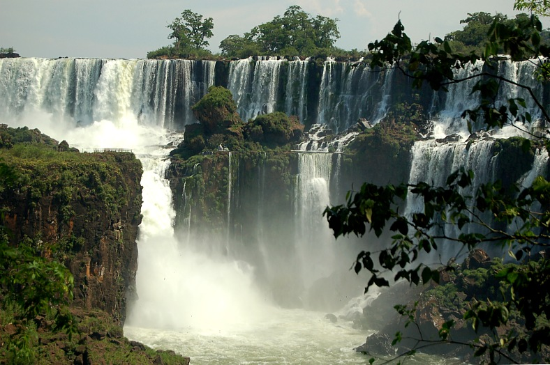 Iguazu Waterfall, Argentina - vacation travel photos