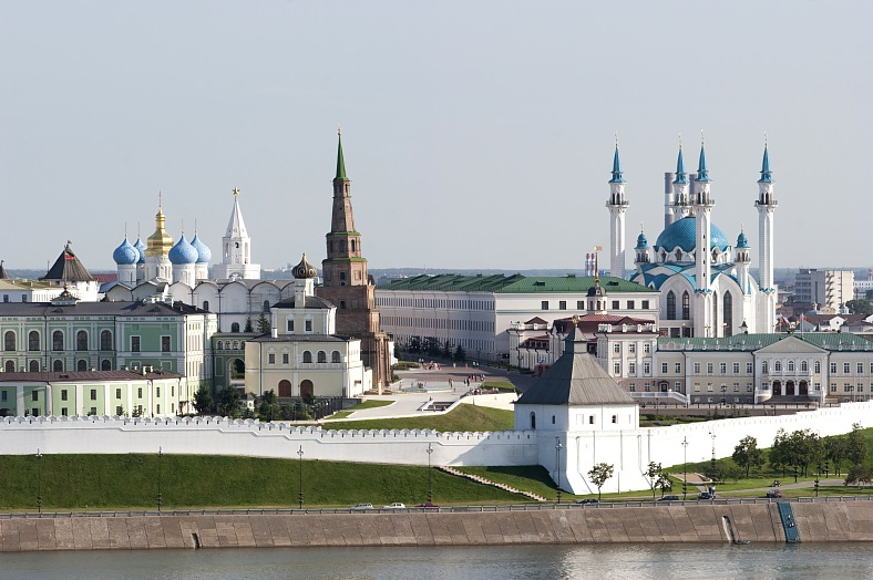 Kazan Kremlin, Russia - vacation travel photos