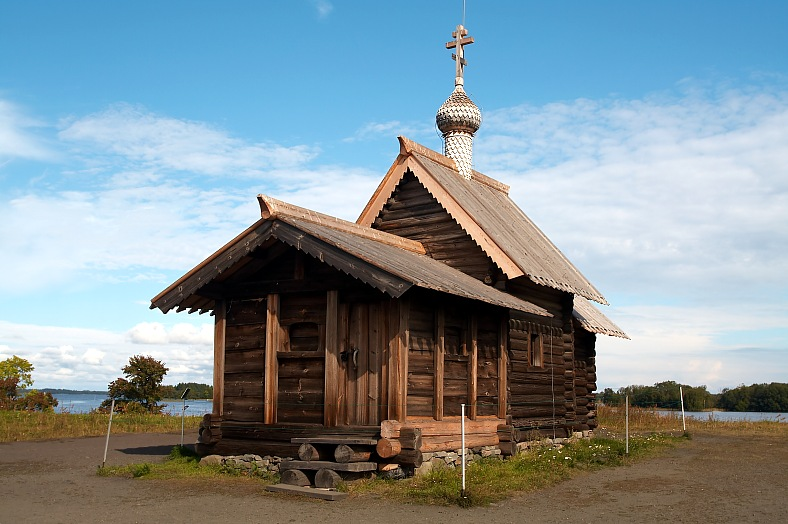 Kizhi island church - vacation travel photos