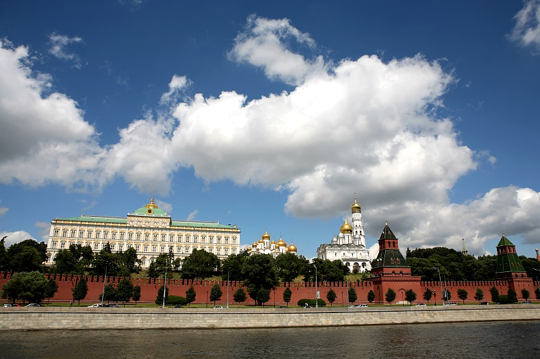Kremlin, Moscow, Russia - vacation travel photos