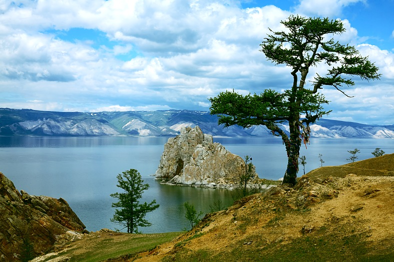 Lake Baikal, Siberia - vacation travel photos