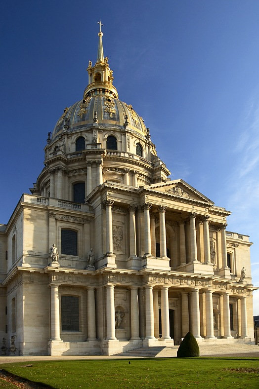 Les Invalides, Paris - vacation travel photos