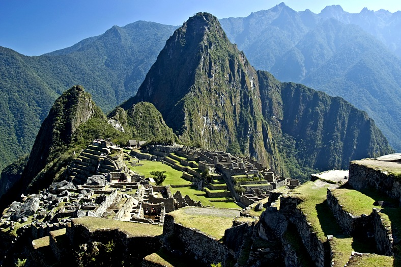 Machu Picchu tours.  Cusco Peru travel. Machu Picchu hiking tours.