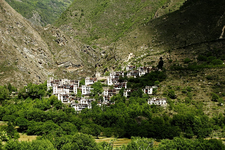 Mountain Village, China - vacation travel photos