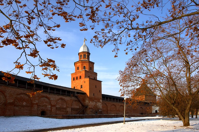 Novgorod-the-Great. Russia