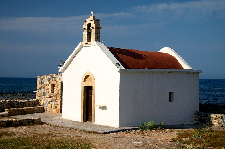 Old Christian Church, Greece - vacation travel photos