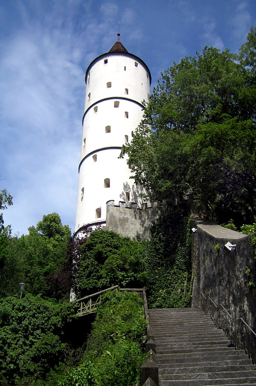 Old Tower in Germany - vacation travel photos