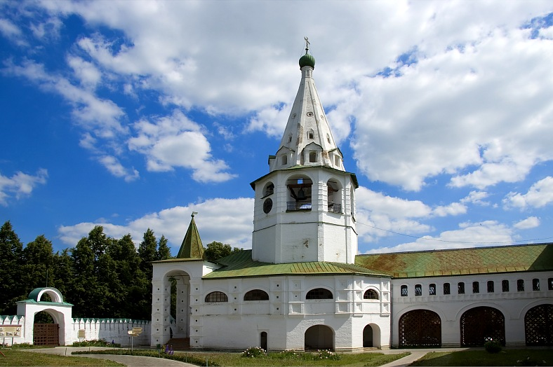 Orthodox Church, Suzdal - vacation travel photos