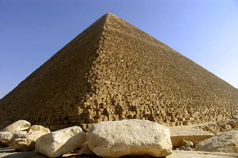 Pyramids Of Giza, Egypt - vacation travel photos