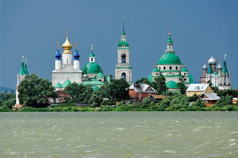 Rostov the Great, Russia - vacation travel photos