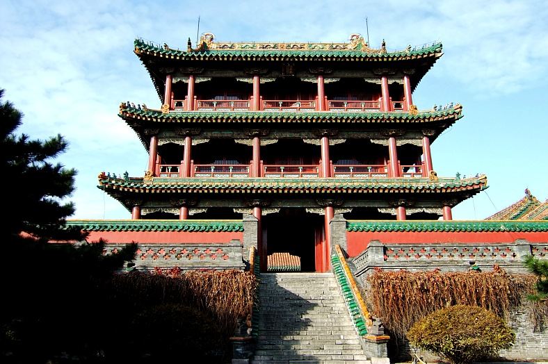 Shenyang Imperial Palace - vacation travel photos