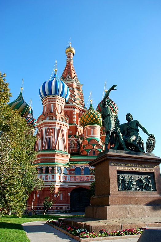 St.Basil Cathedral