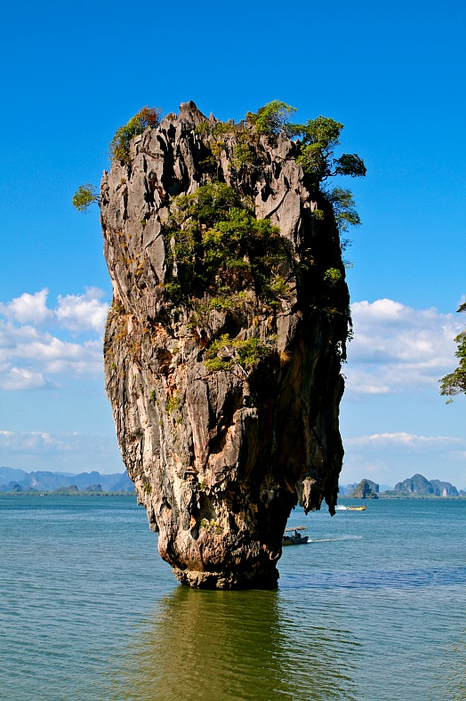 Thailand tours. James Bond Island. Thailand vacations.