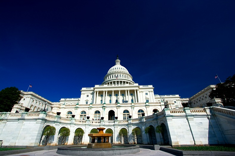 U.S. Capitol Building - vacation travel photos