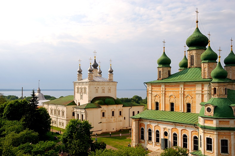 Uspensky monastery - vacation travel photos
