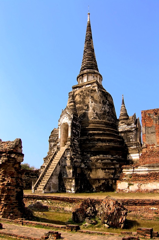 Wat Phra Si Sanphet - vacation travel photos